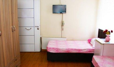 İstanbul - Avcılar, Özel İstanyurt Avcılar Kız Öğrenci Yurdu - 3 Kişilik Oda
