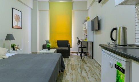 İzmir - Urla, Üniyurt İYTE Erkek Öğrenci Yurdu - 1 Kişilik Oda