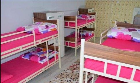 Sivas Deniz Kız Pansiyonu - 6 Kişilik Oda