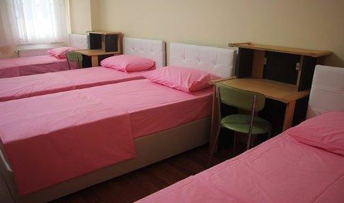 İstanbul - Fatih, Yurt İstanbul Kız Öğrenci Yurdu - 4 Kişilik Oda - Standart