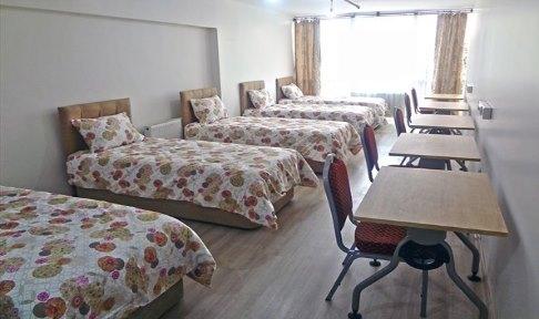 Ankara Sıhhıye Erkek Yurdu - 5 Kişilik Oda