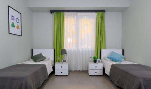 Zonguldak - Merkez, Zonguldak Üniyurt Erkek Öğrenci Yurdu - 2 Kişilik Oda