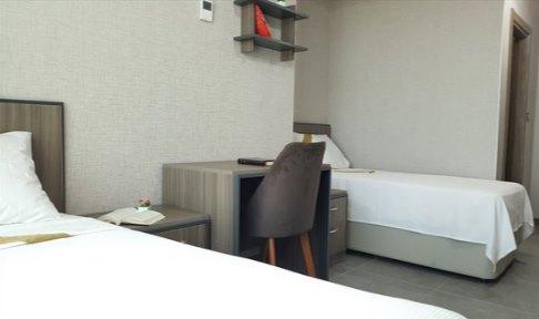 Ankara - Etimesgut, Pozitif Suites - 2 Kişilik Oda - Suit Corner
