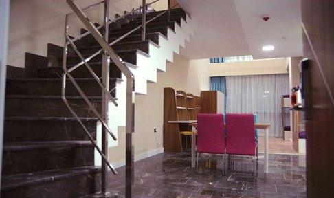İzmir - Bornova, Atahan Residence Kız Öğrenci Yurdu - 4 Kişilik Oda - ( DUBLEX )