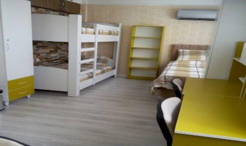 Ankara - Çankaya, Nar Kız Öğrenci Yurdu - 3 Kişilik Oda