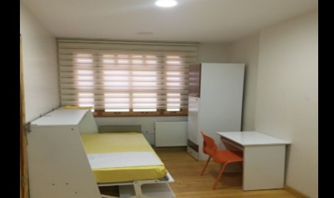 İstanbul - Fatih, Sabiha Hanım - Vezneciler Erkek Öğrenci Yurdu - 1 Kişilik Oda