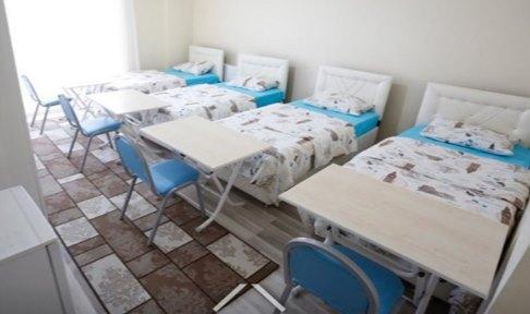 Tokat - Merkez, Tokat Aydınoğlu Erkek Öğrenci Pansiyonu - 4 Kişilik Oda