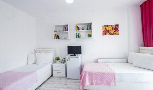 Çanakkale - Merkez, Boğaz Kız Öğrenci Pansiyonu - 3 Kişilik Oda - Plus Oda