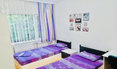 Ankara - Çankaya, Özel Ülkü Kız Öğrenci Yurdu - 2 Kişilik Oda