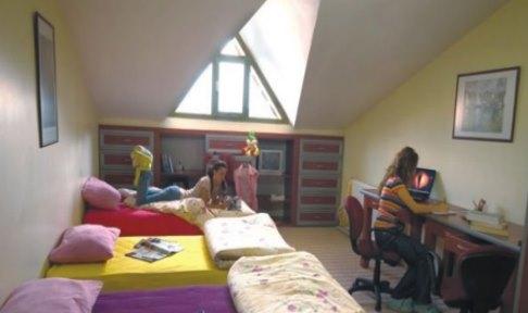 Bolu - Dörtdivan, Özel Yağmur 2 Kız Öğrenci Yurdu - 3 Kişilik Oda