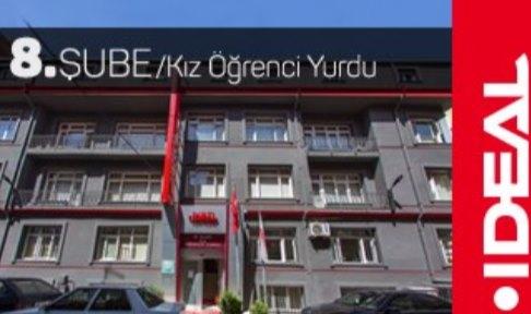 Konya - Meram, 8. ŞUBE - İdeal Kız Öğrenci Yurdu - 1 Kişilik Oda