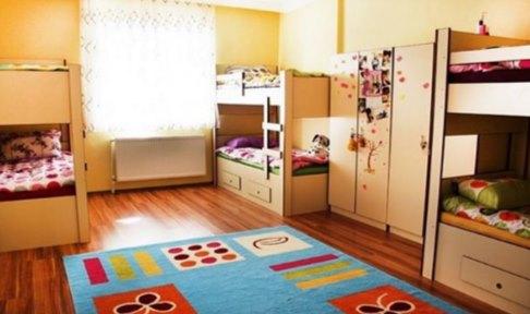 Bayburt - Merkez, Koç-Pa Kız Öğrenci Pansiyonu - 6 Kişilik Oda