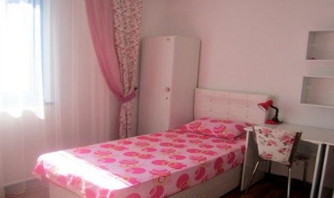 Kocaeli - İzmit, Umuttepe Kız Öğrenci Yurdu - 1 Kişilik Oda