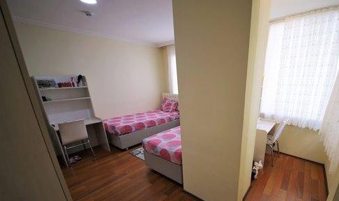 İstanbul - Maltepe, Turkuaz Öğrenci Yurtları Maltepe Kız Şubesi - 2 Kişilik Oda