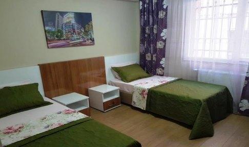 İzmir - Bornova, Ulusoy Plus Kız Öğrenci Yurdu - 2 Kişilik Oda