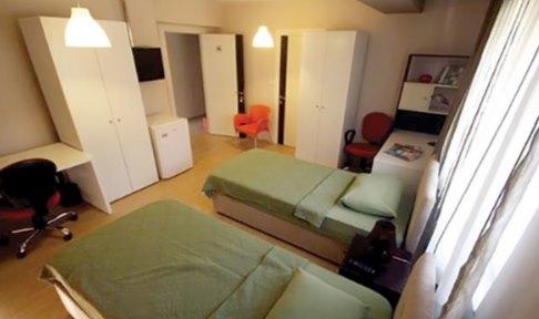 İzmir - Buca, MyVia Buca Genç Yaşam Merkezi - 2 Kişilik Oda