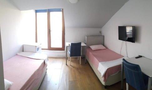 İstanbul - Kadıköy, Harmoni Konaklama Residence - 2 Kişilik Oda - 12 m²