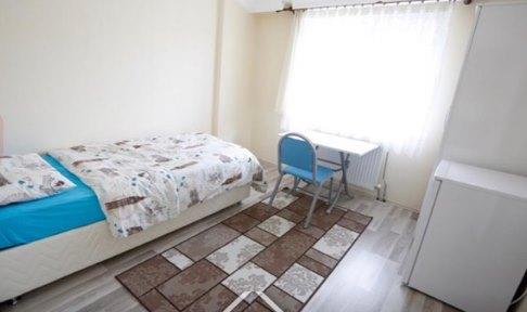 Tokat - Merkez, Tokat Aydınoğlu Erkek Öğrenci Pansiyonu - 1 Kişilik Oda