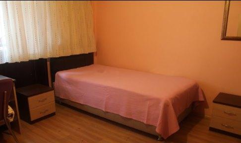 Ankara - Çankaya, Nihan Kız Öğrenci Yurdu - 1 Kişilik Oda - Balkonlu