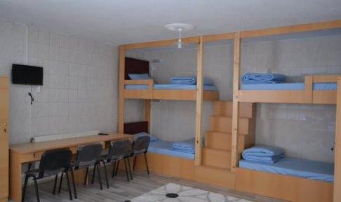 Bayburt - Merkez, Bayburt Kervansaray Kız Öğrenci Pansiyonu - 4 Kişilik Oda