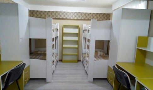Ankara - Çankaya, Nar Kız Öğrenci Yurdu - 4 Kişilik Oda