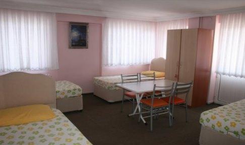Bolu - Dörtdivan, Özel Yağmur 2 Kız Öğrenci Yurdu - 4 Kişilik Oda